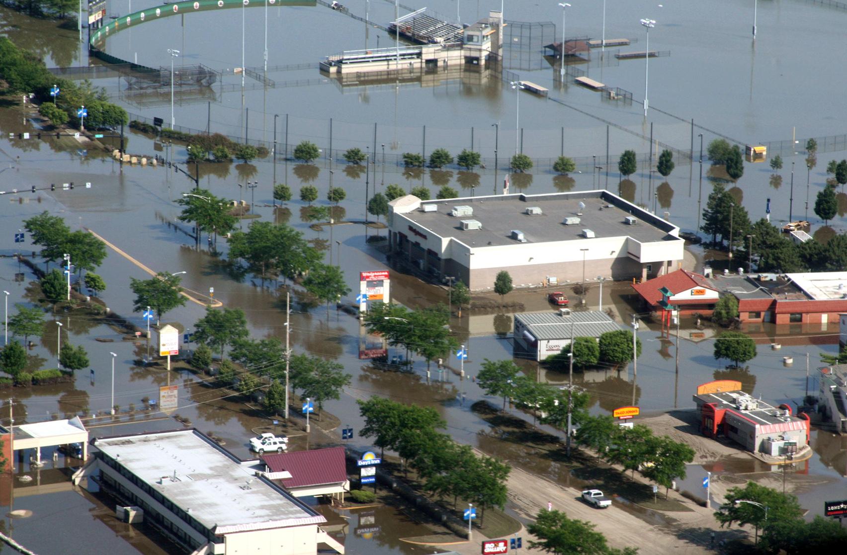Flood Damage Commercial Insurance Claims Adjusters International Basloe Levin & Cuccaro