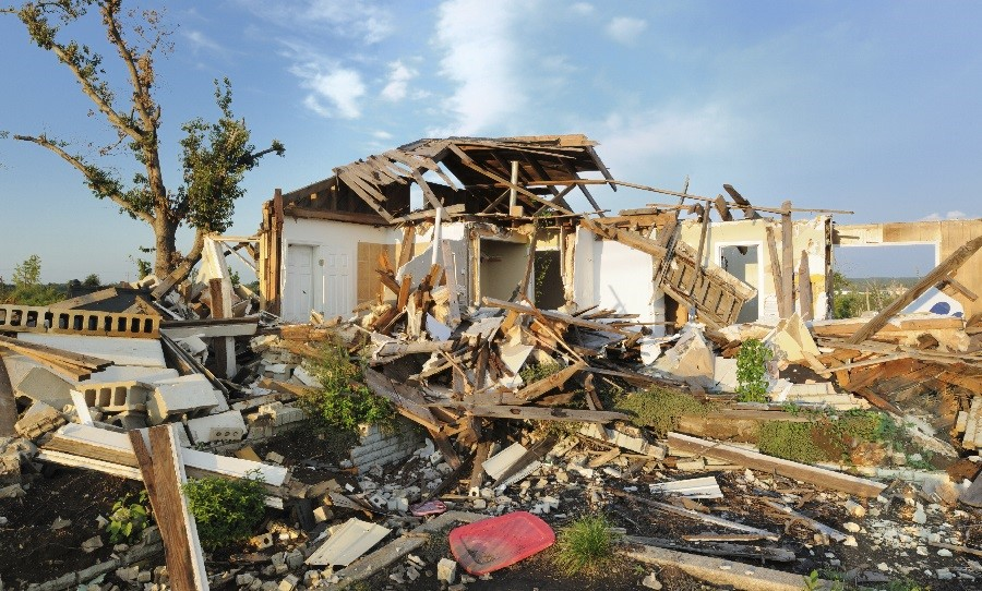 Tornado Homeowner Insurance Claim Adjusters International Basloe Levin & Cuccaro