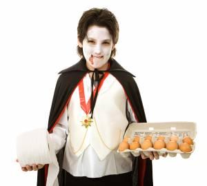 Halloween Insurance Problems