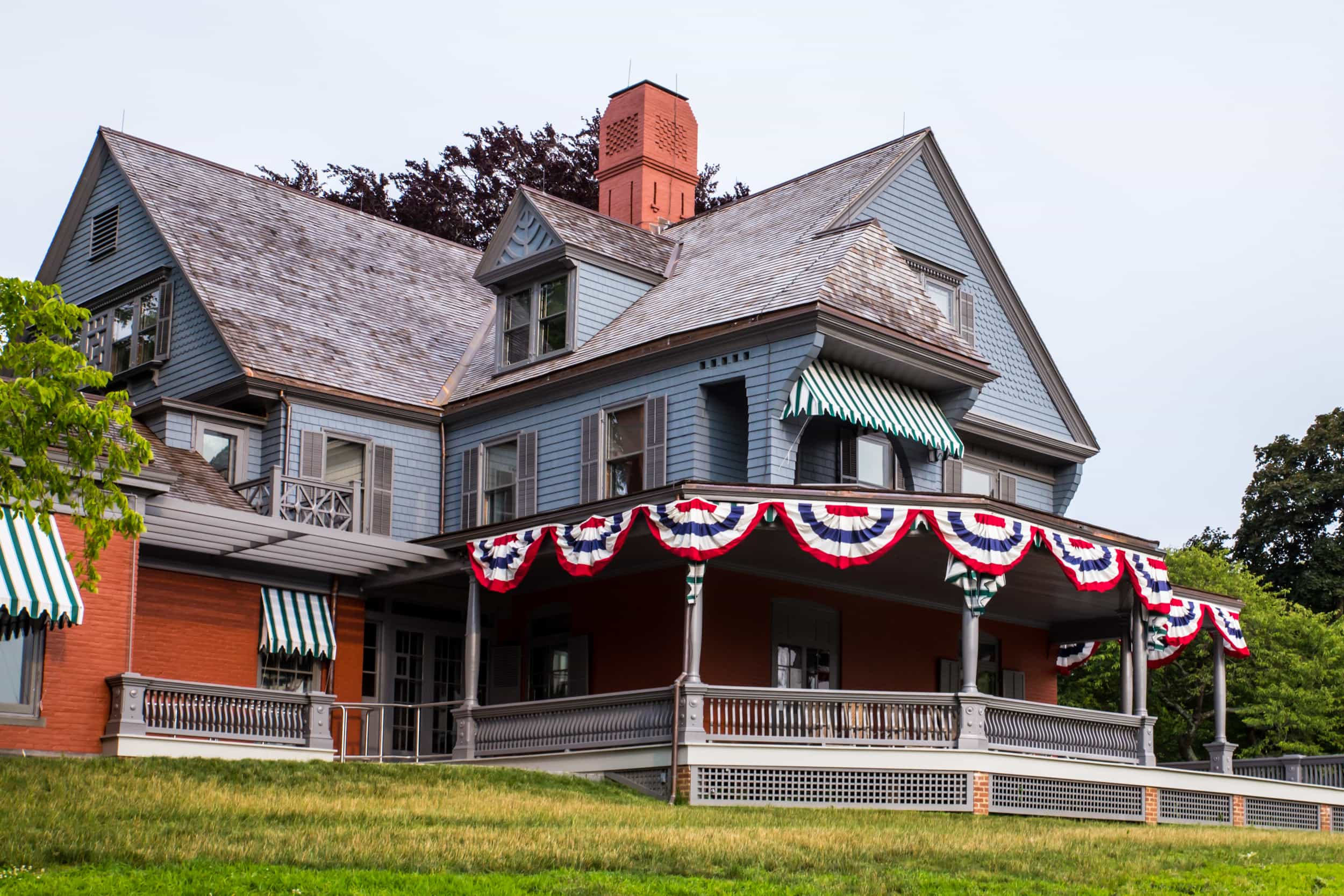 AI/BLC's Darin Checchia Interviewed by Historic American Home Magazine