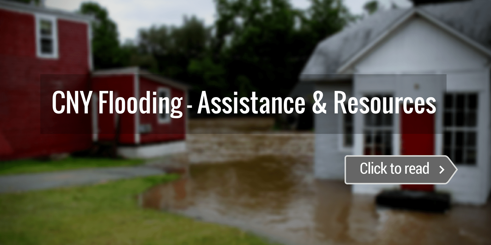 CNY Flooding – Assistance and Resources